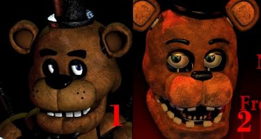 Five Nights at Freddys 1 + 2