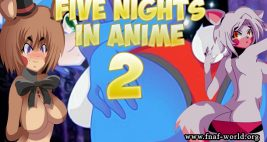 Five Nights in Anime 2 (FNaF fangame)