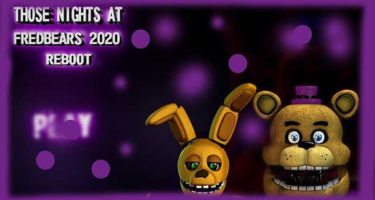 Those Nights at Fredbear's 2020 Reboot Free Download